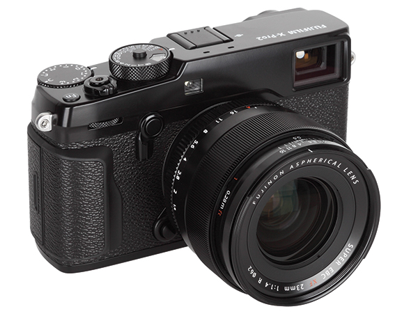 Fujifilm X-Pro2 Mirrorless Camera Review