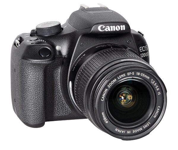 The Canon EOS Rebel T5 is an entry-level SLR. Compared to its ...: www.shutterbug.com/content/canon-eos-rebel-t5-review-lab-test...