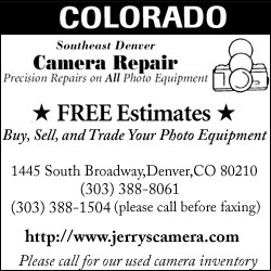 Jerry's Camera