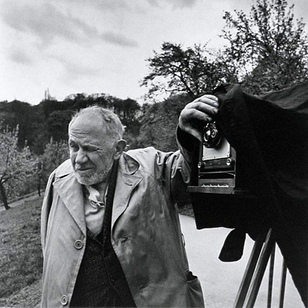 Josef Sudek How A One Armed Advertising Photographer