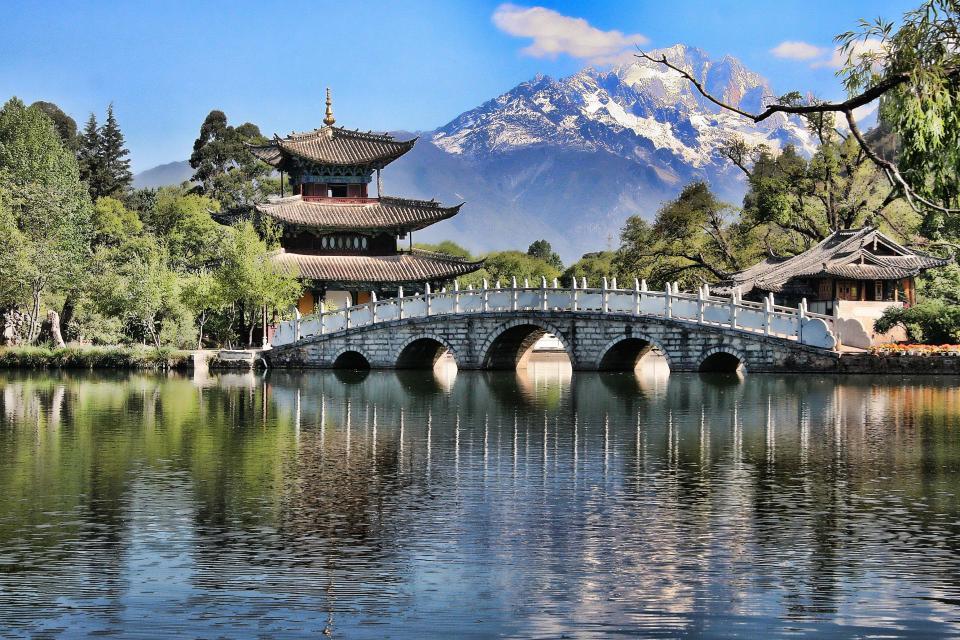 Lijiang China  city images : Black Dragon Lagoon, Lijiang, China | Shutterbug